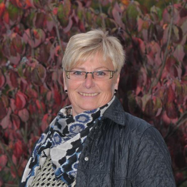 1. Vorstandsvorsitzende Kleingarten Feierabend